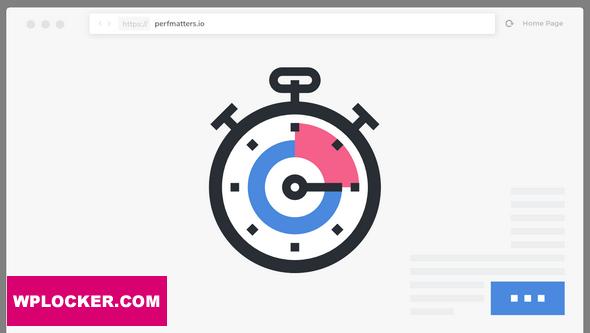 Download free Perfmatters v1.5.9 – Lightweight Performance Plugin