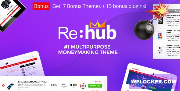 Download free REHub v11.3 – Price Comparison, Business Community