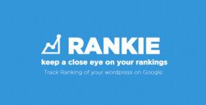 Download free Rankie v1.6.6 – WordPress Rank Tracker Plugin