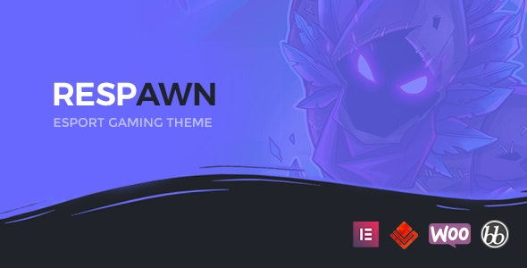 Download free Respawn v1.3 – Esports Gaming WordPress Theme