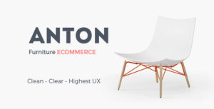 Download free SNS Anton v3.1 – Furniture WooCommerce WordPress Theme