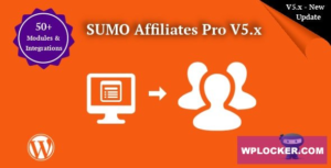 Download free SUMO Affiliates Pro v6.6 – WordPress Affiliate Plugin