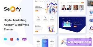Download free Seofy v1.5.12 – Digital Marketing Agency WordPress Theme