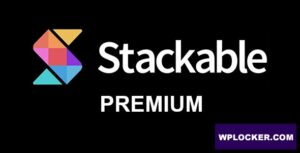 Download free Stackable v2.9.1 – Reimagine the Way You Use the WordPress Block Editor
