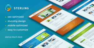 Download free Sterling v2.7.2 – Responsive WordPress Theme
