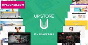 Download free UpStore v1.2.8 – Responsive Multi-Purpose Theme