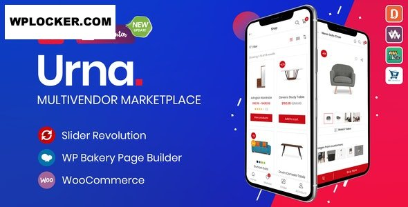 Download free Urna v2.0.6 – All-in-one WooCommerce WordPress Theme