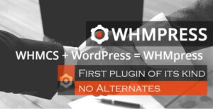 Download free WHMpress v5.5 rev2 – WHMCS WordPress Integration Plugin