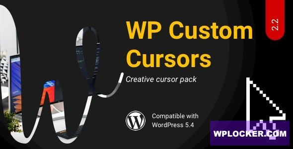 Download free WP Custom Cursors v2.2 – WordPress Cursor Plugin