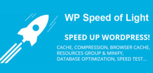 Download free WP Speed of Light v2.6.4 – Speed Up WordPress Pro