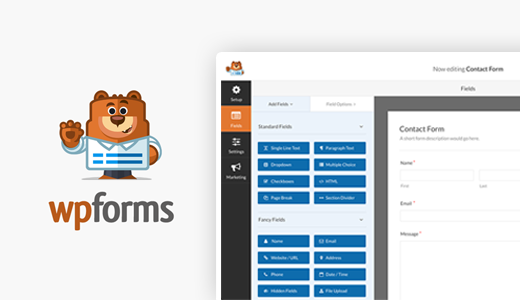 Download free WPForms Pro v1.6.2.0