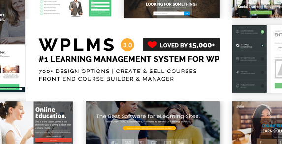Download free WPLMS Learning Management System for WordPress, Education Theme v4.03