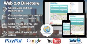 Download free Web 2.0 Directory plugin for WordPress v2.6.2