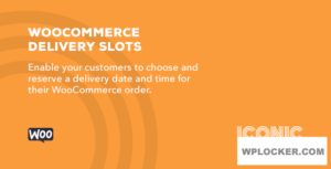Download free WooCommerce Delivery Slots v1.11.1