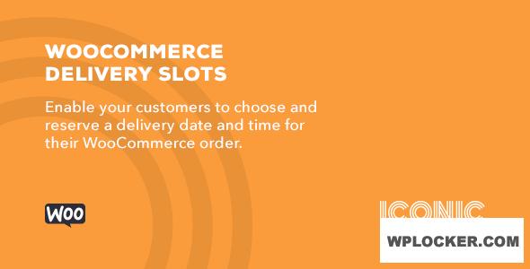 Download free WooCommerce Delivery Slots v1.11.1