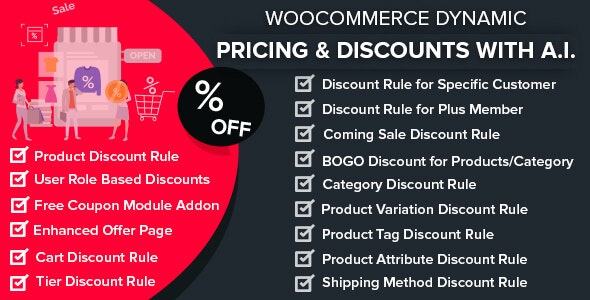 Download free WooCommerce Dynamic Pricing & Discounts with AI v1.5.2