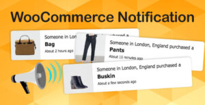 Download free WooCommerce Notification v1.4.2 – Boost Your Sales