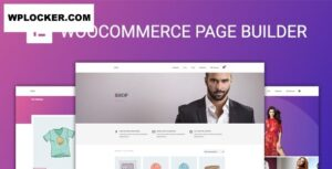 Download free WooCommerce Page Builder For Elementor v1.1.6.1