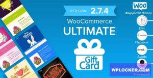 Download free WooCommerce Ultimate Gift Card v2.7.5