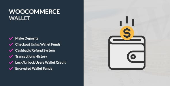 Download free WooCommerce Wallet v2.6.5