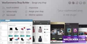 Download free WooCommerce shop page builder v1.44