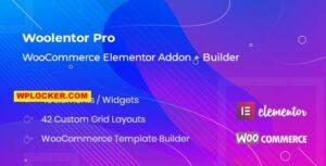 Download free WooLentor Pro v1.4.8 – WooCommerce Elementor Addons