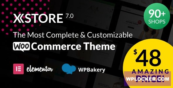 Download free XStore v7.0 – Responsive Multi-Purpose WooCommerce WordPress Theme