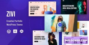 Download free Zivi v1.0.0 – Contemporary Creative Agency Theme