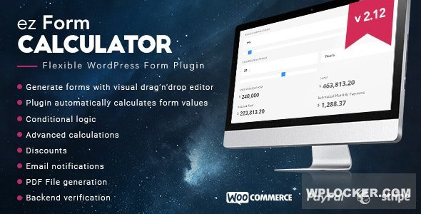 Download free ez Form Calculator v2.14.0.0