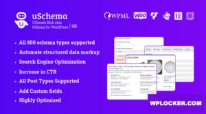 Download free uSchema v2.1.0 – Ultimate Rich Data Schema for WordPress