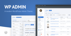 Download free wphave Admin v2.2 – A clean and modern WordPress Admin Theme