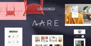 Aare v1.0.1 – Furniture Store WordPress Theme