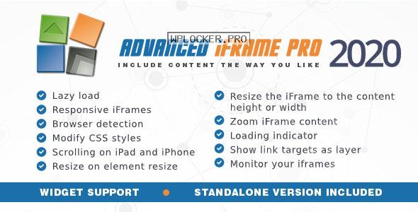 Advanced iFrame Pro v2020.8.1