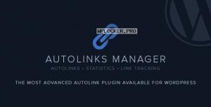Autolinks Manager v1.12