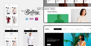 Bellery v1.0.6 – Modern & Minimal WooCommerce Theme