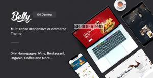 Belly v1.0.7 – Multipurpose Theme for WooCommerce