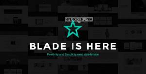Blade v3.2.5 – Responsive Multi-Functional Theme