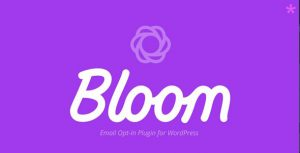 Bloom v1.3.11 – eMail Opt-In WordPress Plugin