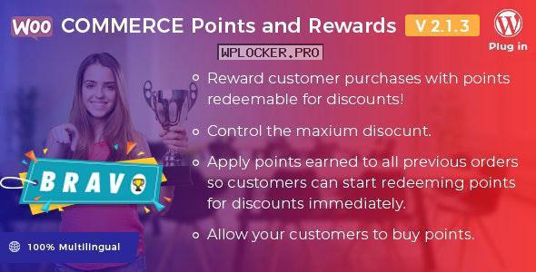 Bravo v2.1.3 – WooCommerce Points and Rewards