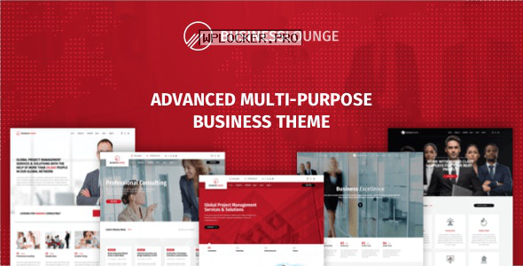 Business Lounge v1.9.3 – Multi-Purpose Business Theme