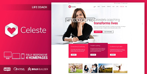 Celeste v1.1.8 – Life Coach & Therapist