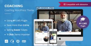 Colead v3.3.2 – Coaching & Online Courses WordPress Theme
