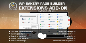 Composium v5.6.0 – WP Bakery Page Builder Addon