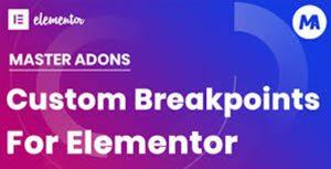 Custom Mobile Breakpoints for Elementor v1.2.0