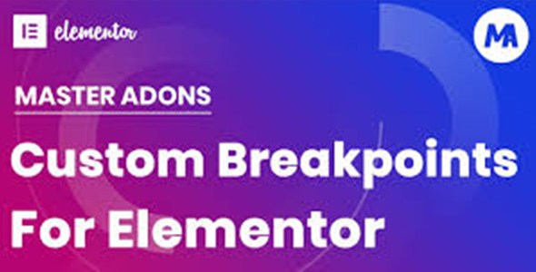 Custom Mobile Breakpoints for Elementor v1.2.0