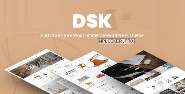 DSK v1.6 – Furniture Store WooCommerce Theme