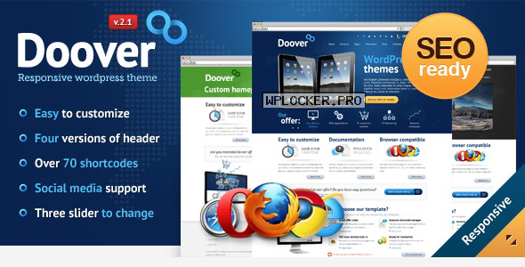 Doover v2.3.1 – WordPress Theme