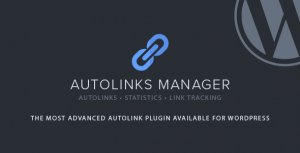 Download free Autolinks Manager v1.12