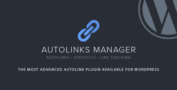 Download free Autolinks Manager v1.12