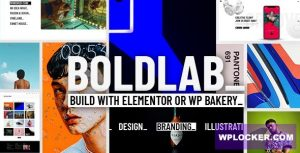 Download free Boldlab v2.1 – Creative Agency Theme